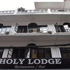 Отель Holy Lodge Непал, Катманду - 1 отзыв об отеле, цены и фото номеров - забронировать отель Holy Lodge онлайн вид на фасад