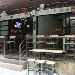 Eight Plus Hotel Бангкок гостиничный бар