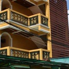Отель Priew Wan Guesthouse Патонг вид на фасад фото 3