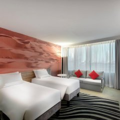 Отель Novotel Sharjah Expo Center ОАЭ, Шарджа - отзывы, цены и фото номеров - забронировать отель Novotel Sharjah Expo Center онлайн комната для гостей