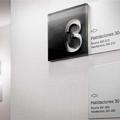 Отель Exe Ramblas Boqueria сейф в номере