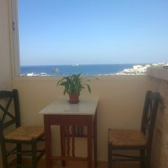 Отель Ela mesa Греция, Эгина - отзывы, цены и фото номеров - забронировать отель Ela mesa онлайн балкон