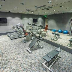 City Center Hotel фитнесс-зал фото 2