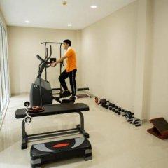 Отель S Bangkok Hotel Navamin Таиланд, Бангкок - отзывы, цены и фото номеров - забронировать отель S Bangkok Hotel Navamin онлайн фитнесс-зал