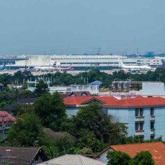 Отель Gems Park Бангкок пляж