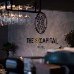 Отель The Ex Capital Бангкок гостиничный бар