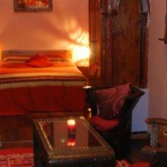 Отель Dar Moulay Ali Марракеш сейф в номере
