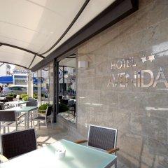 Hotel Avenida бассейн