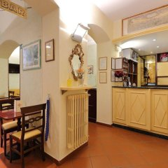 Отель Cimabue Италия, Флоренция - 1 отзыв об отеле, цены и фото номеров - забронировать отель Cimabue онлайн интерьер отеля фото 3