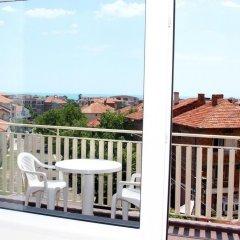 Отель Vlasta Family Hotel Болгария, Равда - отзывы, цены и фото номеров - забронировать отель Vlasta Family Hotel онлайн балкон