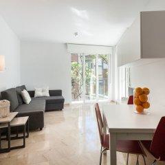 Апартаменты Kirei Apartment Na Jordana комната для гостей фото 3