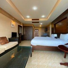 Отель Baan Kongdee Sunset Resort Таиланд, Пхукет - 1 отзыв об отеле, цены и фото номеров - забронировать отель Baan Kongdee Sunset Resort онлайн сейф в номере
