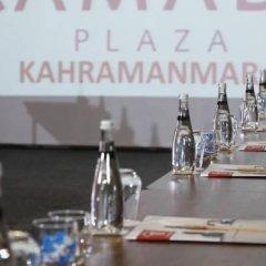 Ramada Plaza by Wyndham Kahramanmaras Турция, Кахраманмарас - отзывы, цены и фото номеров - забронировать отель Ramada Plaza by Wyndham Kahramanmaras онлайн питание фото 2