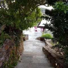Отель Villa Manatea - Moorea Французская Полинезия, Папеэте - отзывы, цены и фото номеров - забронировать отель Villa Manatea - Moorea онлайн приотельная территория