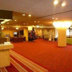 Tokushima Grand Hotel Kairakuen Минамиавадзи интерьер отеля