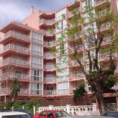 Отель El Velero Торремолинос парковка