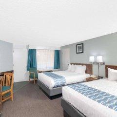 Отель Days Inn by Wyndham Gatlinburg On The River комната для гостей фото 5