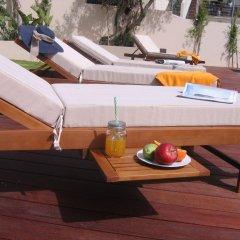 Отель Geraniotis Beach бассейн