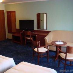 Отель Gaja Познань комната для гостей