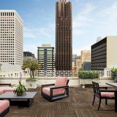 Отель The Ritz-Carlton, San Francisco Сан-Франциско бассейн