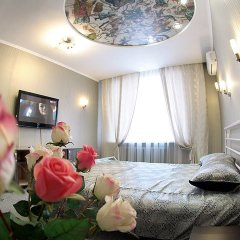 Гостиница Флагман комната для гостей фото 5