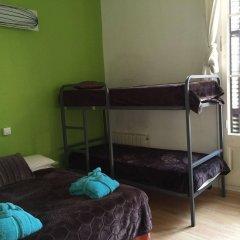 Отель Els Angels Hostal Барселона удобства в номере фото 2