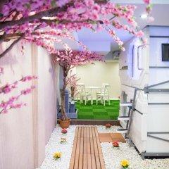 Отель Sakura Sky Residence в номере