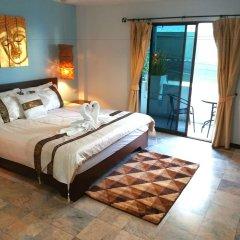 Nirvana Hotel комната для гостей фото 4