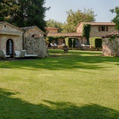 Отель Borgo San Luigi Строве спа