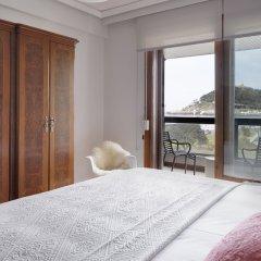 Отель Palacio Miramar Apartment by FeelFree Rentals Испания, Сан-Себастьян - отзывы, цены и фото номеров - забронировать отель Palacio Miramar Apartment by FeelFree Rentals онлайн комната для гостей фото 3