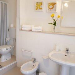 Отель B&B Mimosa Джардини Наксос ванная