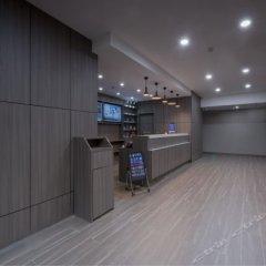 Отель Hanting Hotel (Shenzhen Futian Port) Китай, Шэньчжэнь - отзывы, цены и фото номеров - забронировать отель Hanting Hotel (Shenzhen Futian Port) онлайн интерьер отеля фото 3
