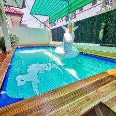 Отель Thai Orange Magic бассейн