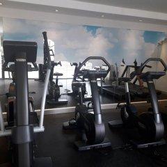 Отель Melia Alicante фитнесс-зал фото 3
