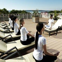 Hotel Apollo – Terme & Wellness LifeClass фитнесс-зал фото 2