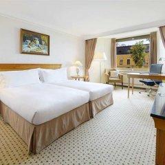 Отель Hilton Budapest комната для гостей фото 4