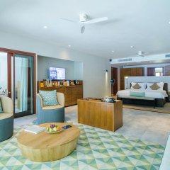 Отель Amilla Maldives Resort and Residences Мальдивы, Хорубаду-Айленд - отзывы, цены и фото номеров - забронировать отель Amilla Maldives Resort and Residences онлайн комната для гостей фото 5