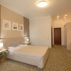 Гостиница CRONA Medical&SPA 4* Стандартный номер с двуспальной кроватью фото 10