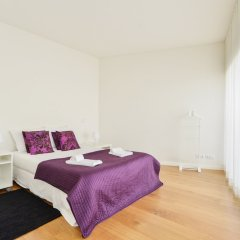 Отель Sunny & Bright Amoreiras Apartment Португалия, Лиссабон - отзывы, цены и фото номеров - забронировать отель Sunny & Bright Amoreiras Apartment онлайн фото 11