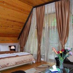 Отель Qusar Olimpic Cottages Азербайджан, Куба - отзывы, цены и фото номеров - забронировать отель Qusar Olimpic Cottages онлайн комната для гостей фото 5