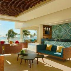 Отель Occidental Tucancun - Все включено Мексика, Канкун - 1 отзыв об отеле, цены и фото номеров - забронировать отель Occidental Tucancun - Все включено онлайн интерьер отеля