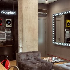 Design hotel Rooms & Rumors интерьер отеля фото 2