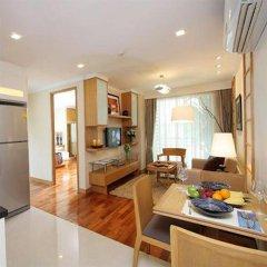 Апартаменты Montara Serviced Apartment Thonglor 25 Бангкок в номере