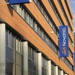 Отель Novotel Suites Hannover балкон