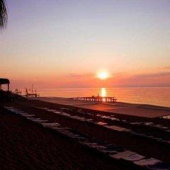 Отель Larissa Park Beldibi пляж фото 2