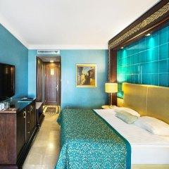 Отель Rixos Premium Bodrum - All Inclusive 5* Стандартный номер разные типы кроватей фото 5