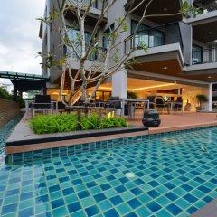 Отель The Charm Resort Phuket Пхукет бассейн фото 3
