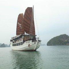 Отель Image Halong Cruise Халонг приотельная территория