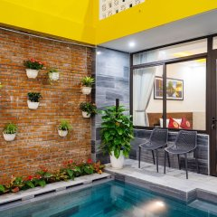 Отель The Lit Villa Хойан фото 6