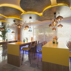 Отель Apartamentos Sotavento - Только для взрослых гостиничный бар